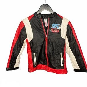 Disney Lightning McQueen Racing Jacket